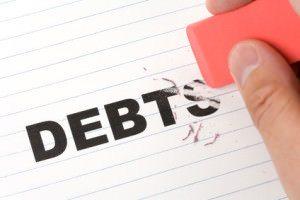 Reducing Debt